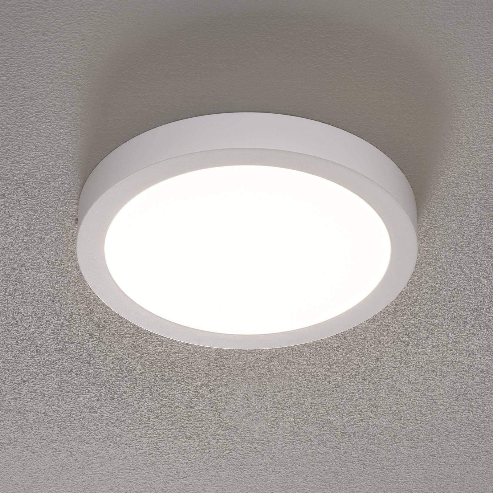EGLO connect Fueva-C plafondlamp rond 30cm wit