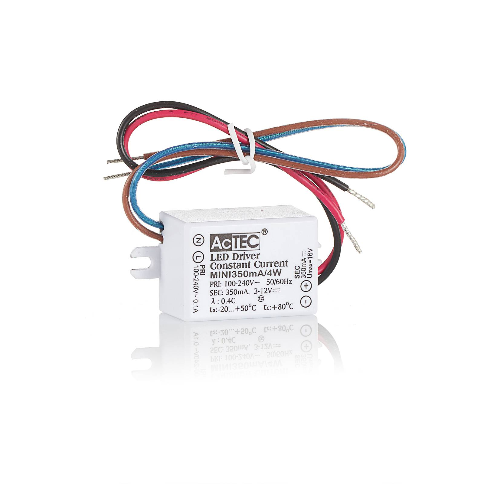 Bilde av Actec Mini Led-driver Cc 700 Ma, 4 W, Ip65