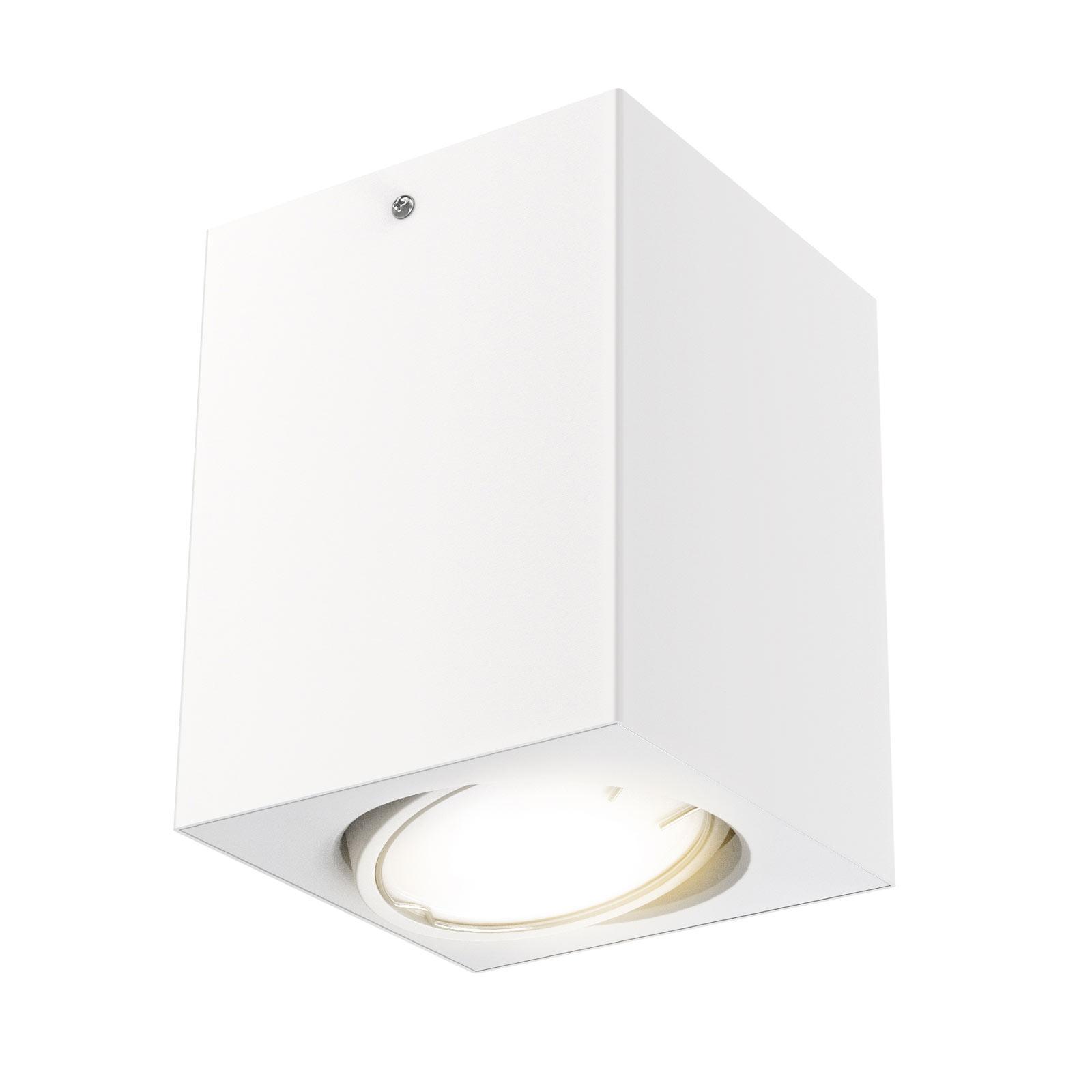 Faretto da soffitto LED 7120, GU10 bianco