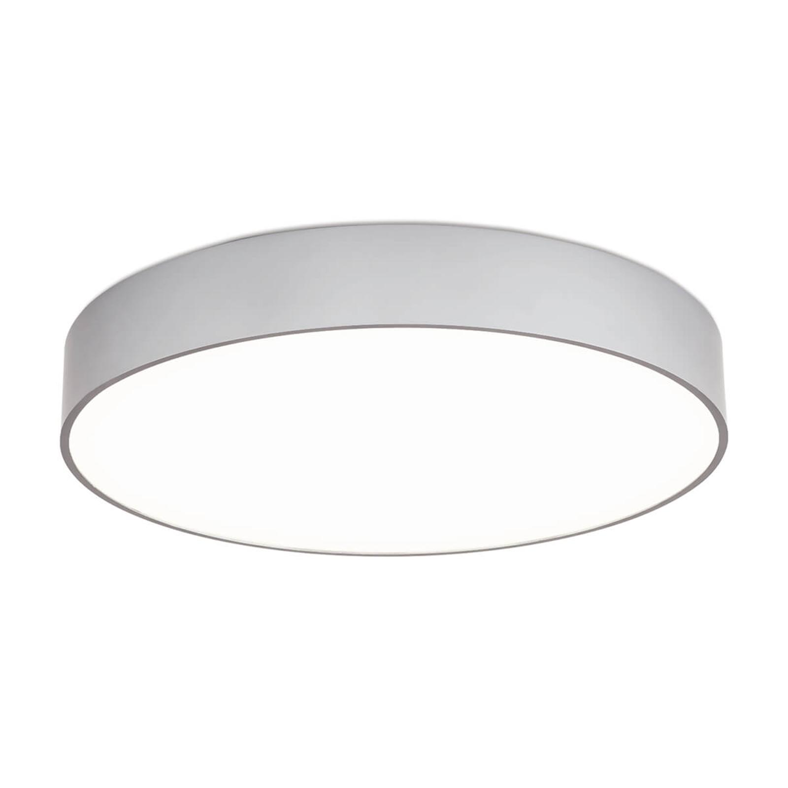 Ściemniana lampa sufitowa LED Egilo, 45 cm