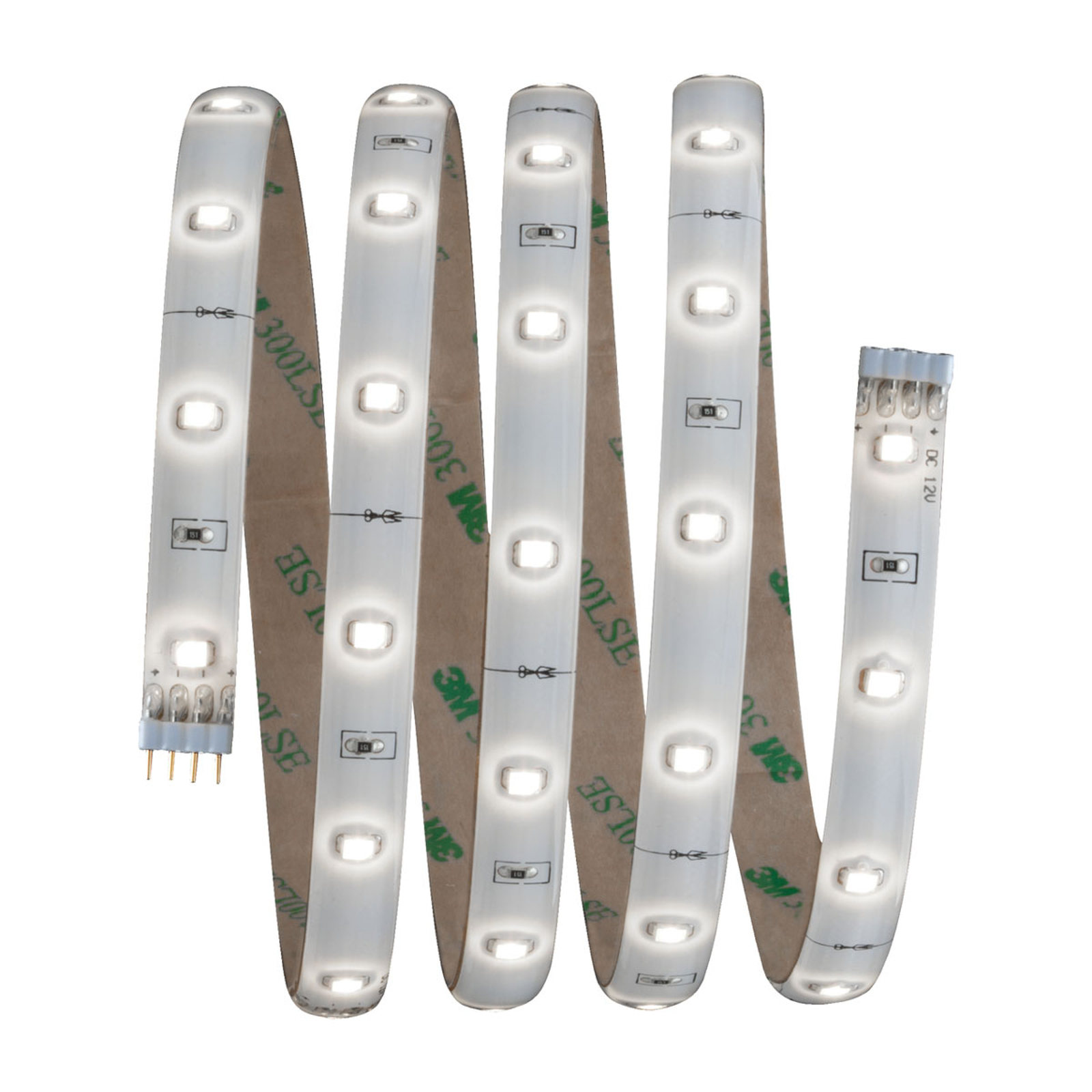 Paulmann YourLED Basis-Set LED-Strip 1,5m, 6.000 K