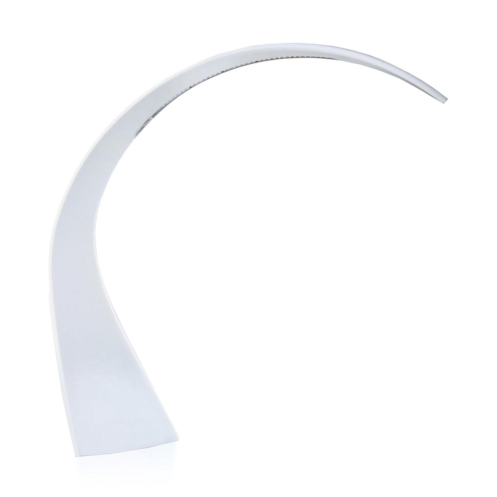 Kartell Taj Mini LED-Schreibtischlampe weiß
