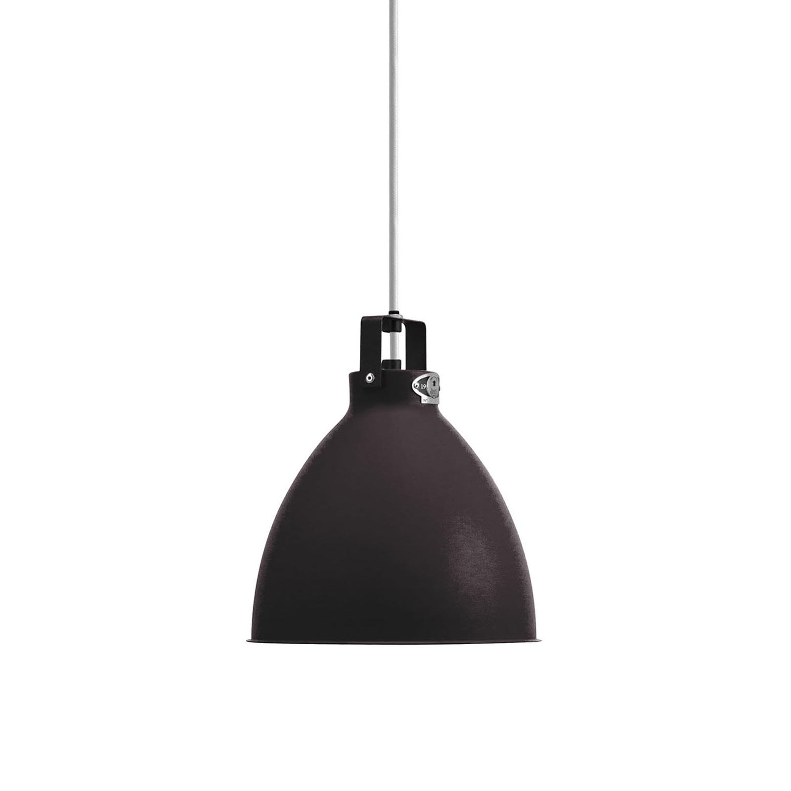 Jieldé Augustin A240 lampa wisząca czarna matowa