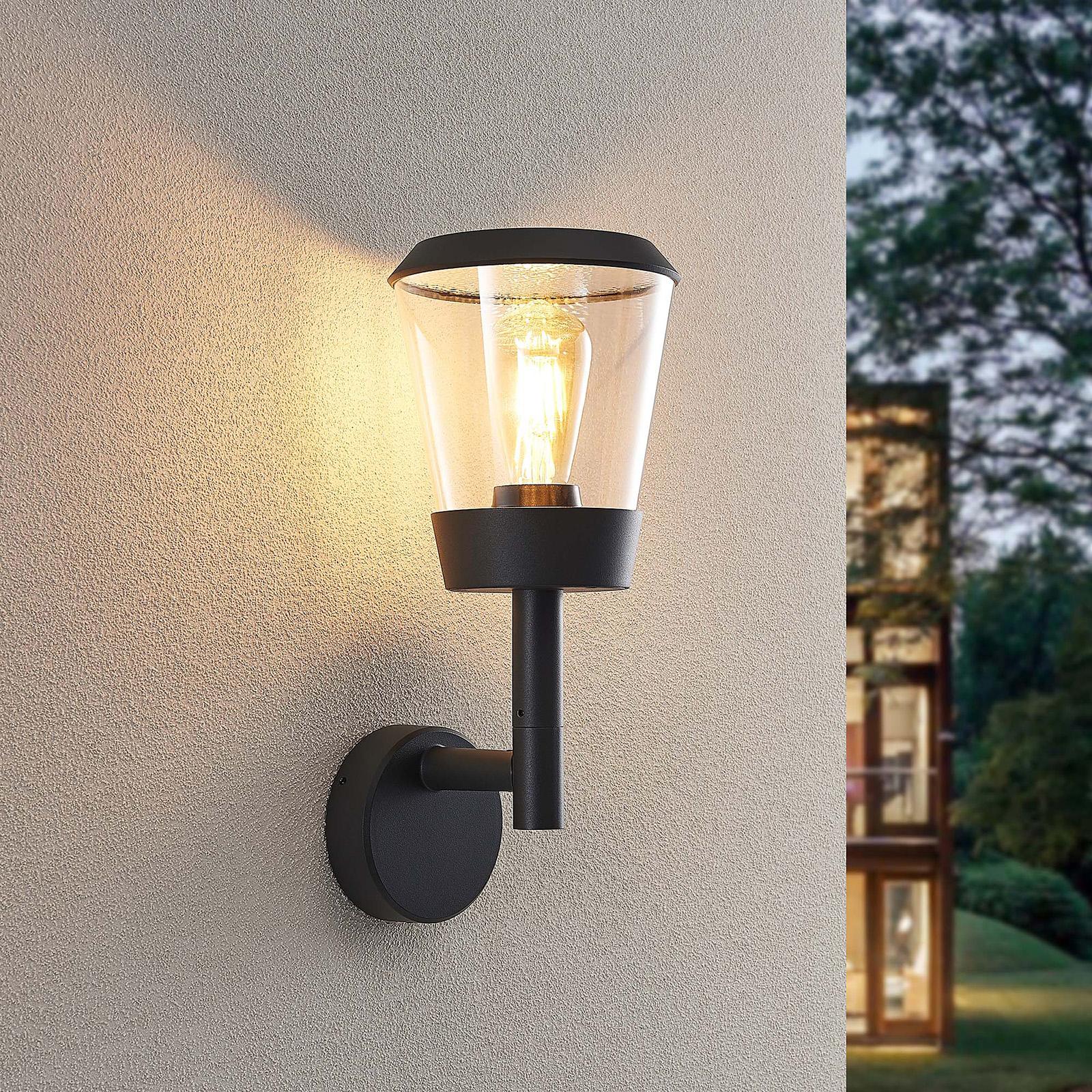Lucande Fiene applique d'extérieur LED