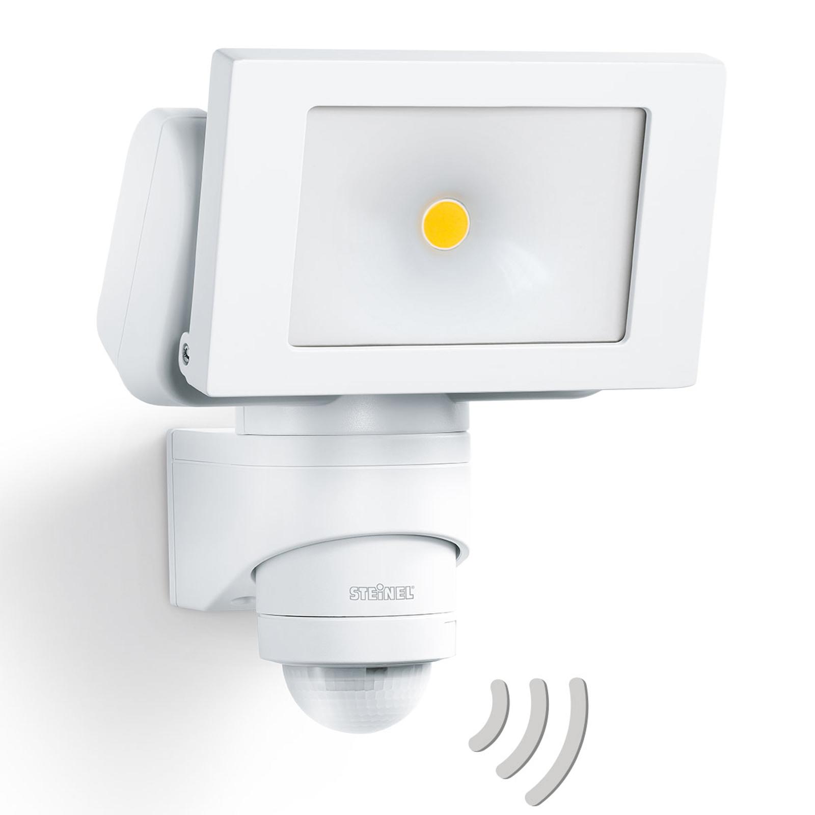 STEINEL LS 150 utendørs veggspot sensor hvit