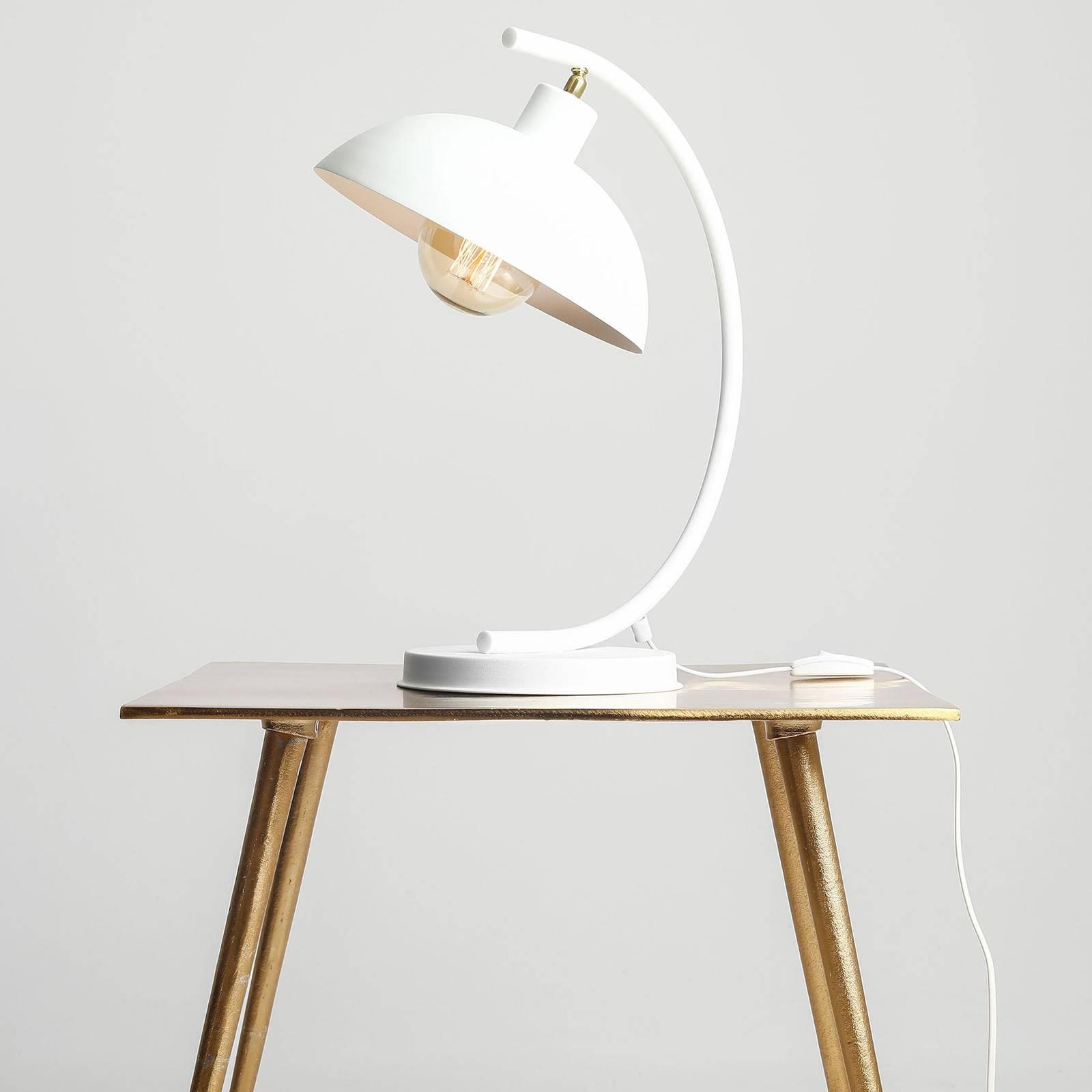 Bilde av 1036 Bordlampe, 1 Lyskilde, Hvit