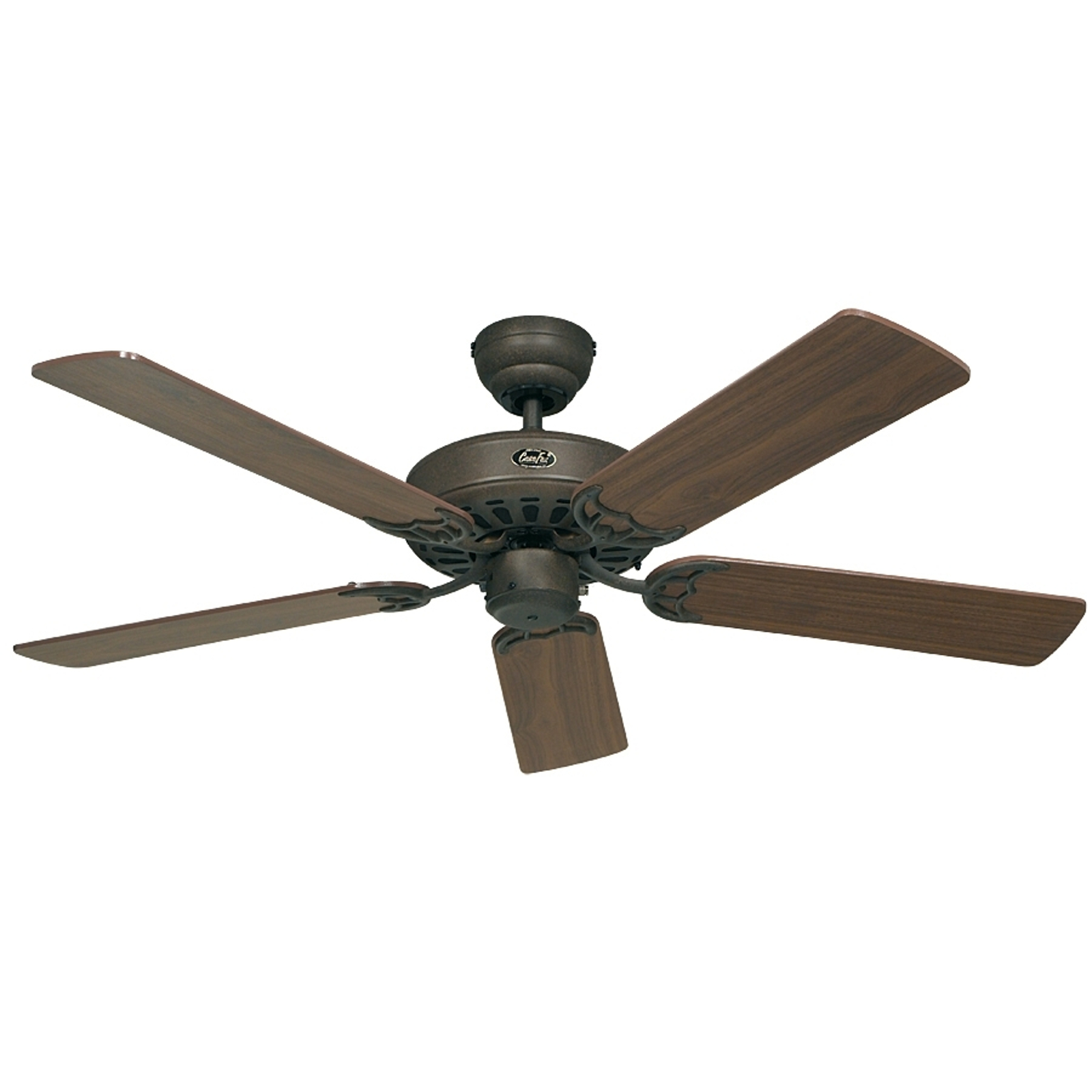 Stylish ceiling fan Classic Royal walnut_2015002_1