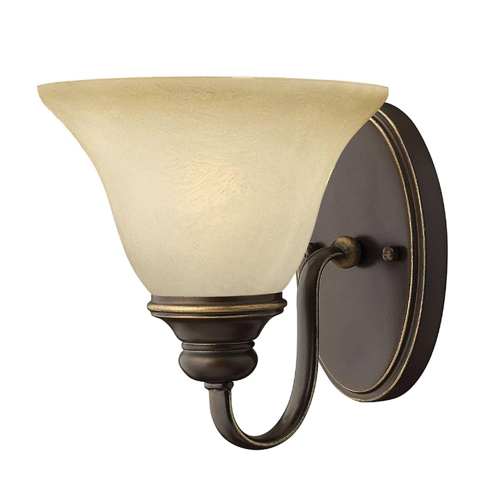 Cello klassieke wandlamp