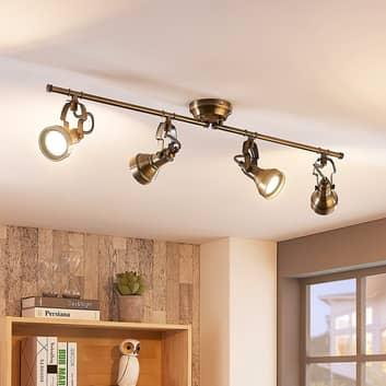 Perseas - lampada da soffitto lunga LED GU10