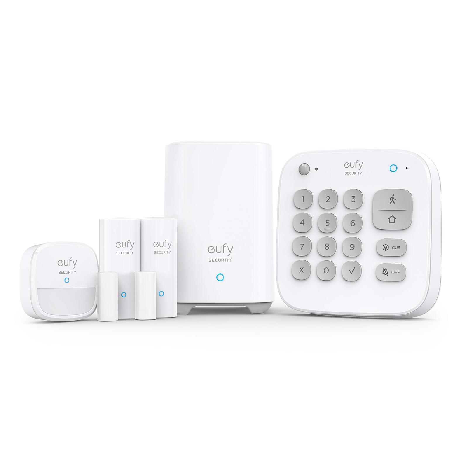EUFY Security kit capteur sécurité à 5 éléments
