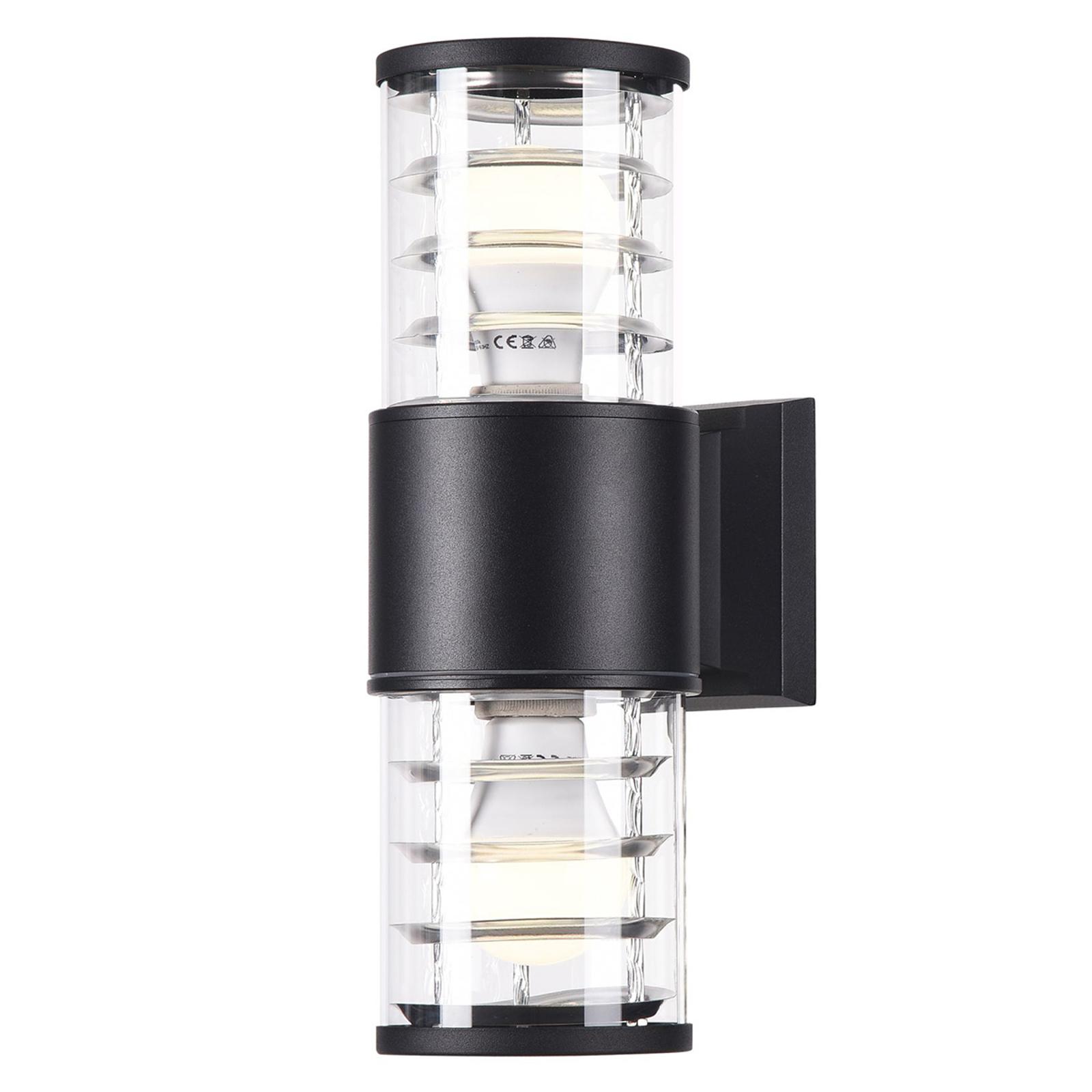 Buitenwandlamp Bronx 2-lamps