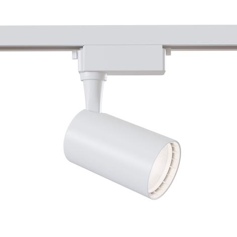 1-fase-spot Track LED 3000K 6W, wit
