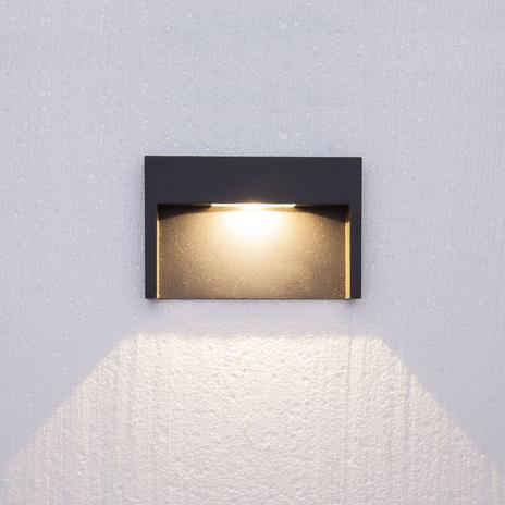 Lampa ścienna zewnętrzna LED Mitja IP65