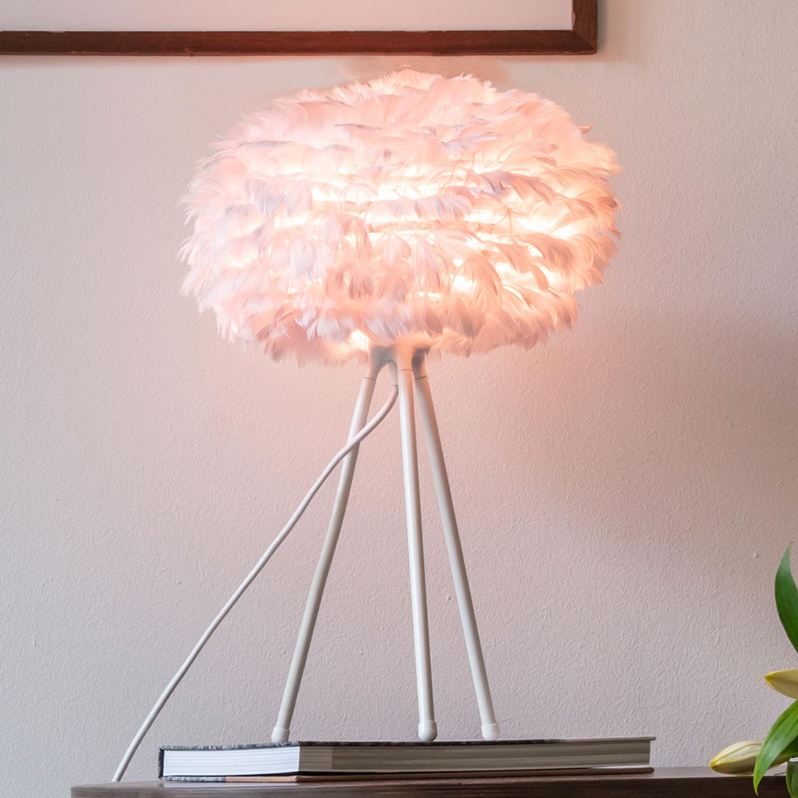 UMAGE Eos mini bordslampa rosa tripod