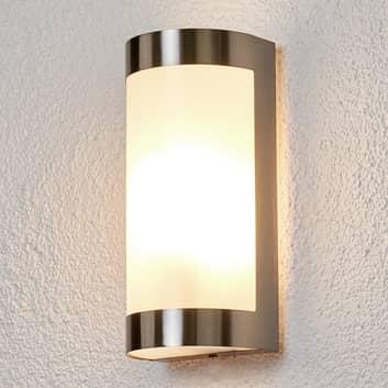 Piękna lampa zewnętrzna ALVIN ze st. szlach.