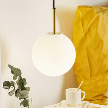 Menu TR Bulb -riippuvalo, 1-lamp., messinki