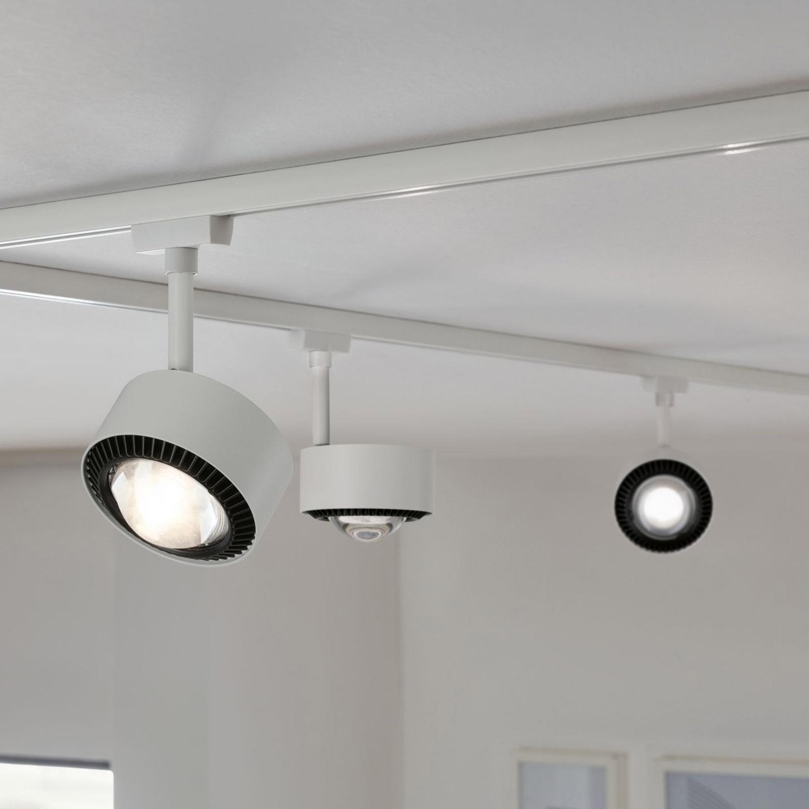 Paulmann Aldan URail LED-spot hvit/svart