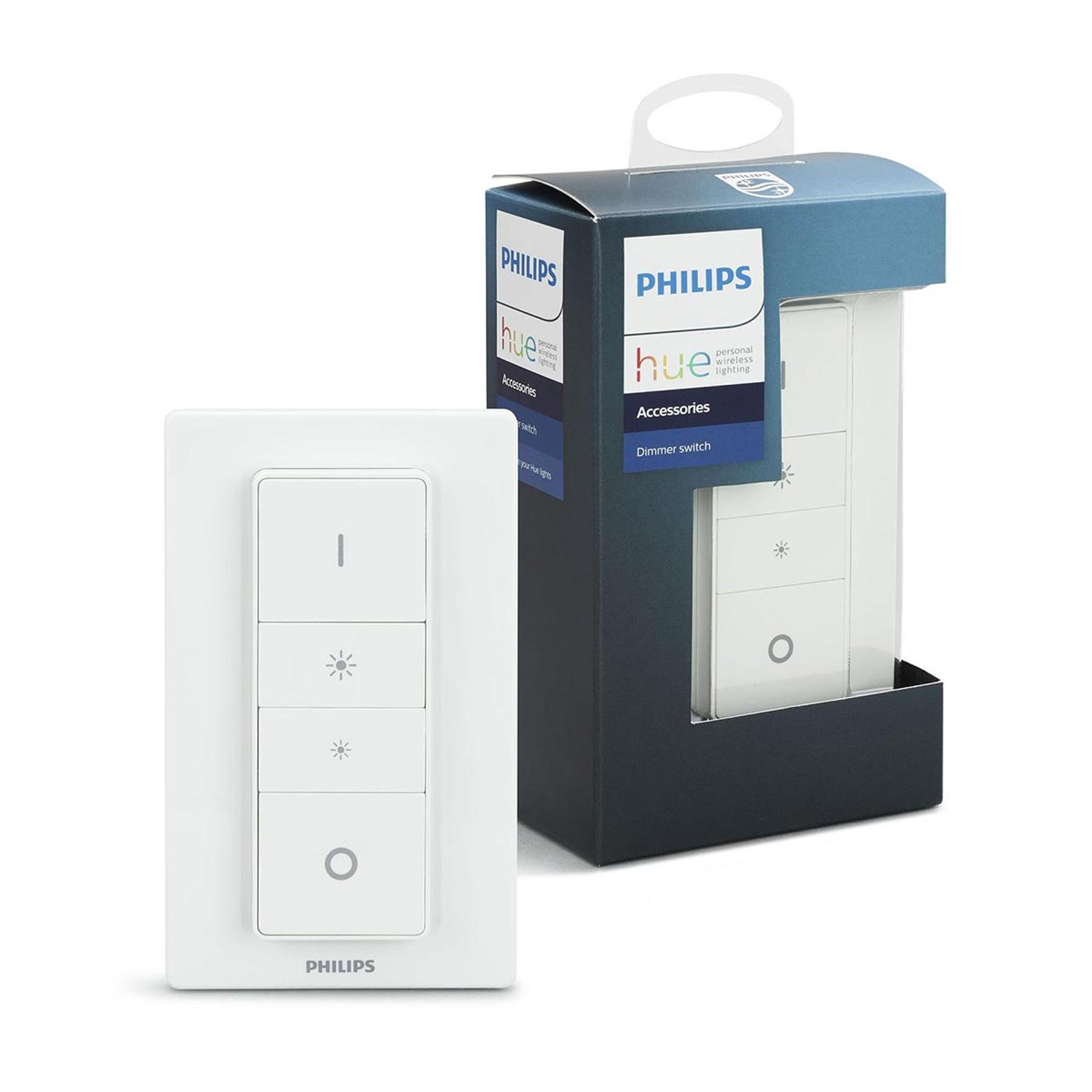 Philips Hue dimmer wireless