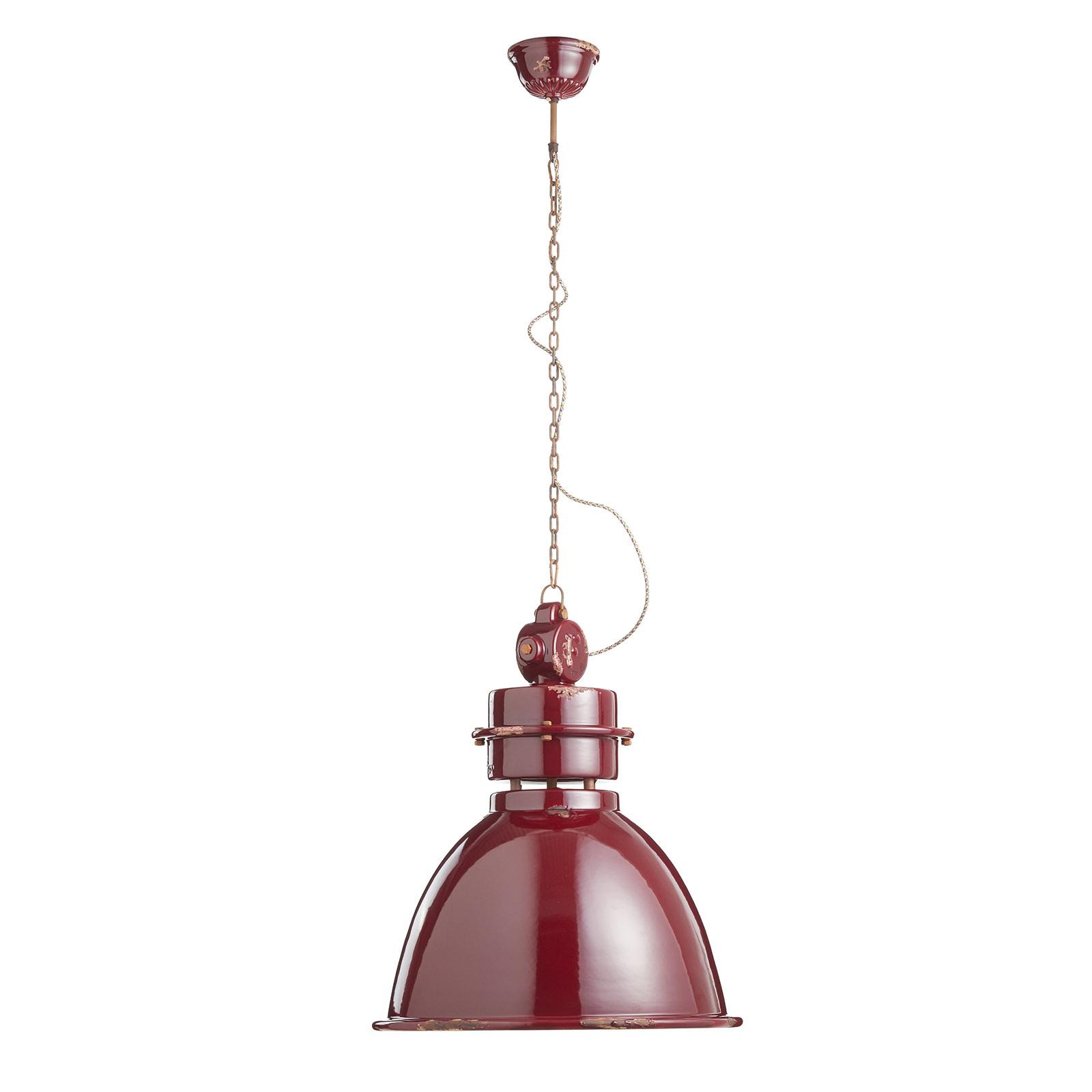Hanglamp C1750 met keramische kap
