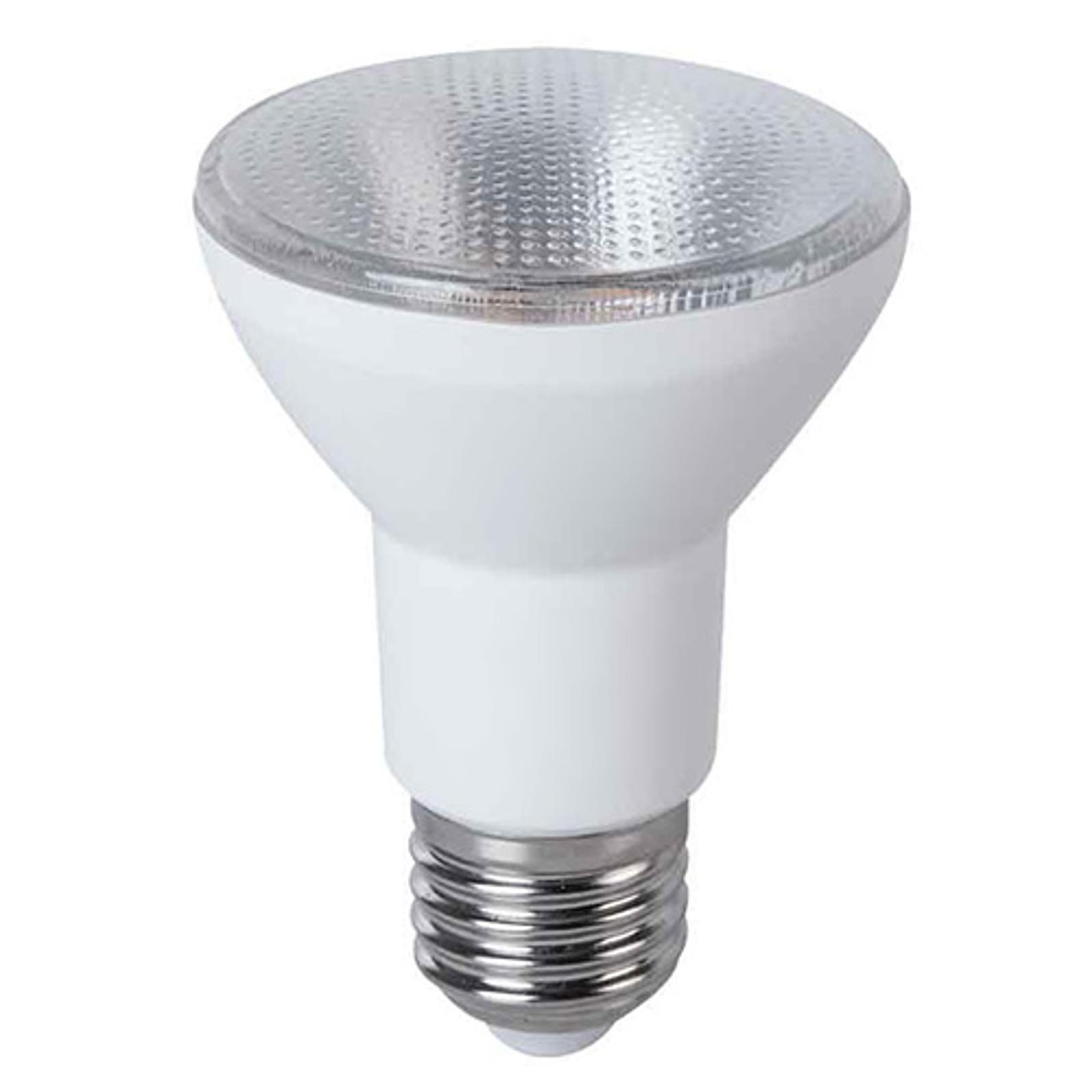E27 6W 828 LED reflektorpære PAR20 35° MEGAMAN