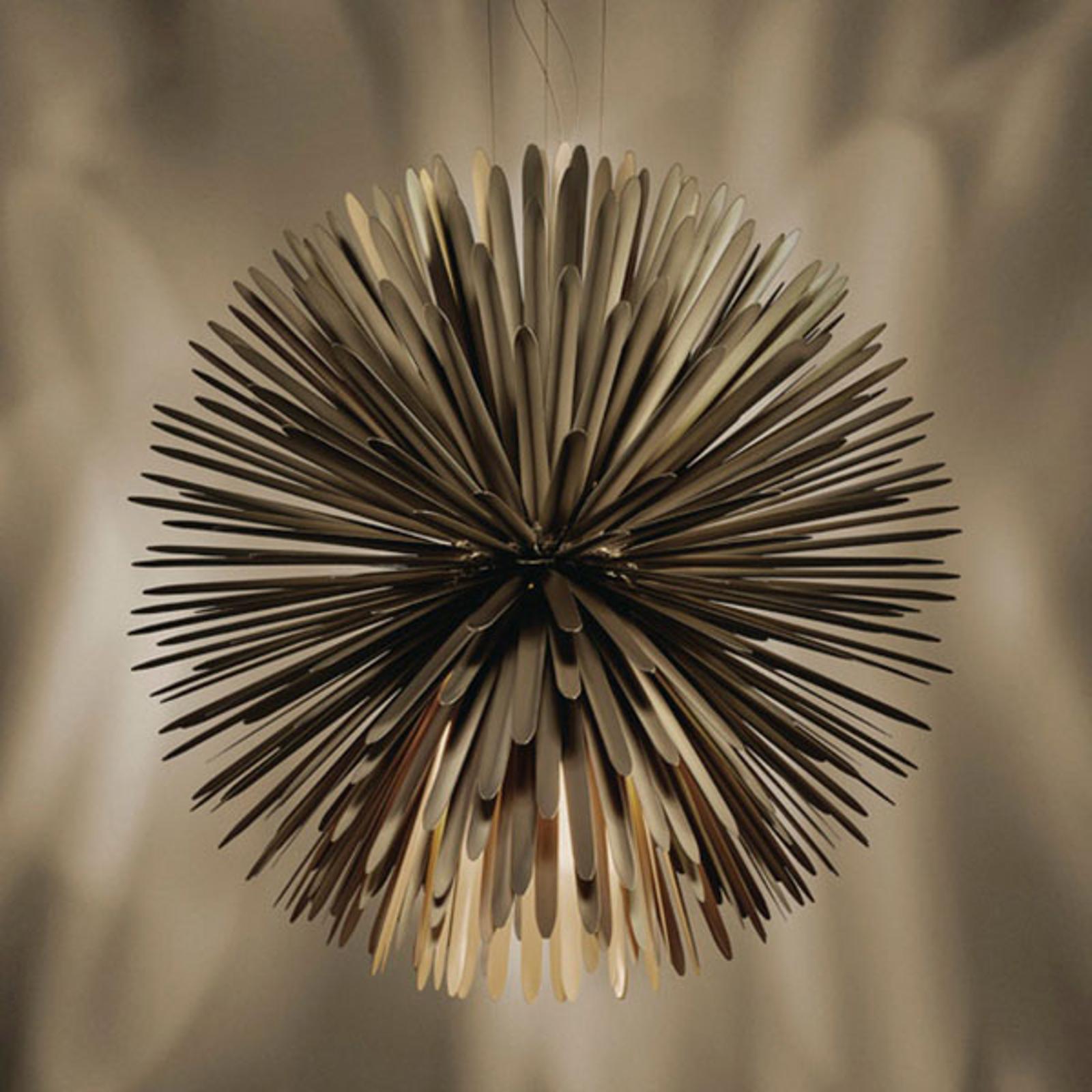 Foscarini Sun - Light of Love suspension LED dorée