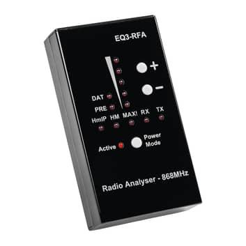 Homematic IP analizador de radio, 868 MHz