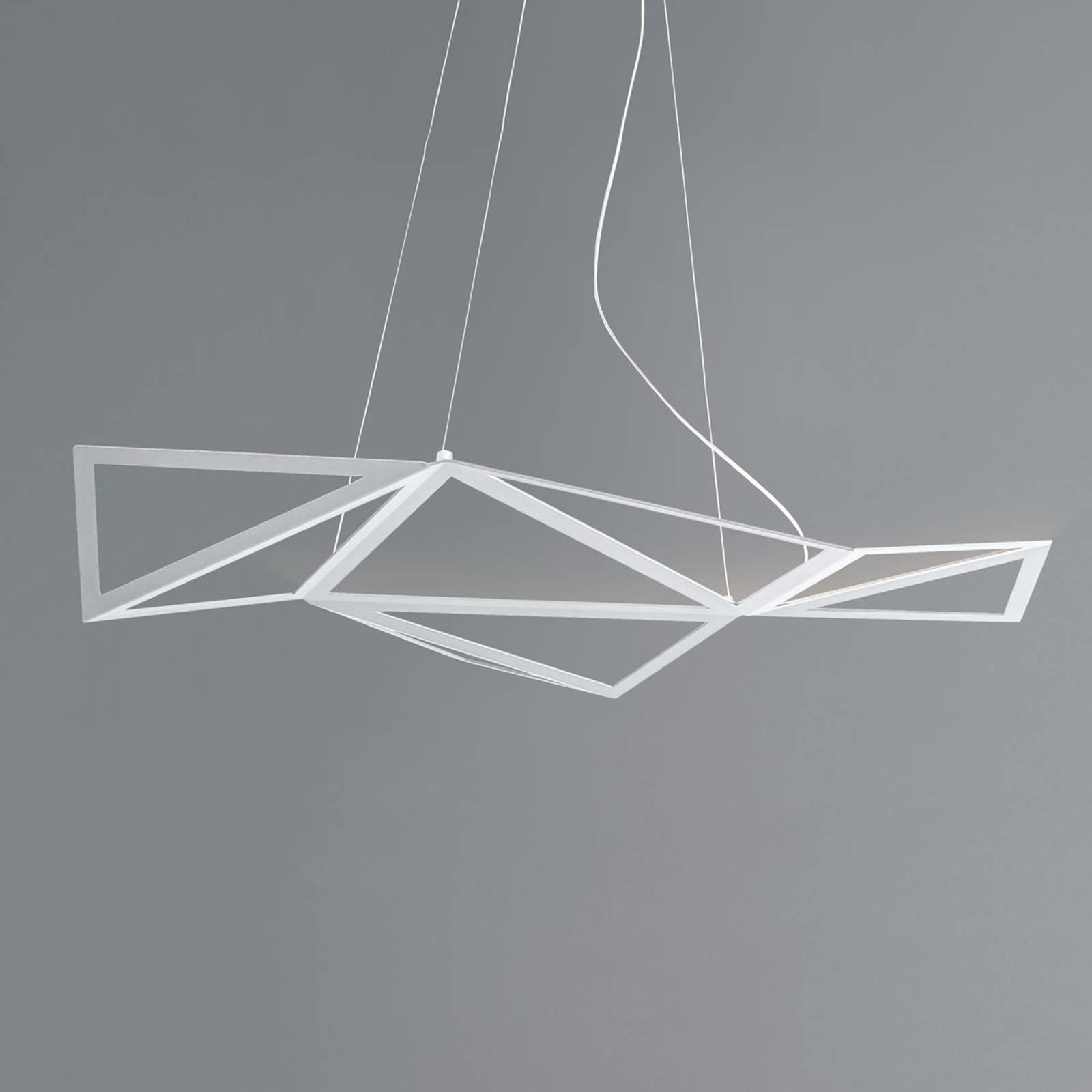 Suspension LED Starlight en blanc
