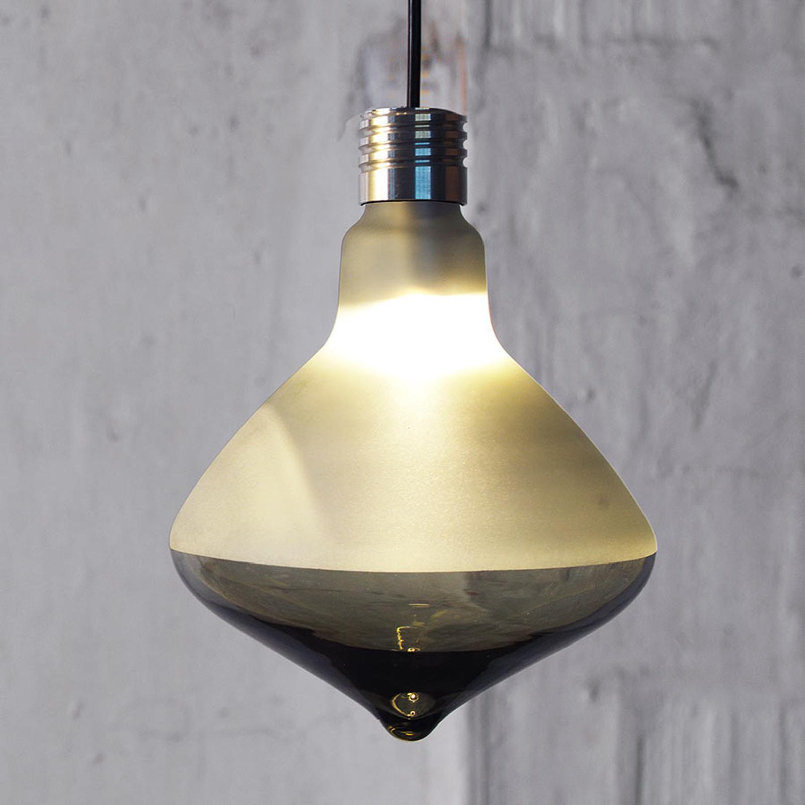 Karman Makeup - lampa wisząca LED, szpiczasta
