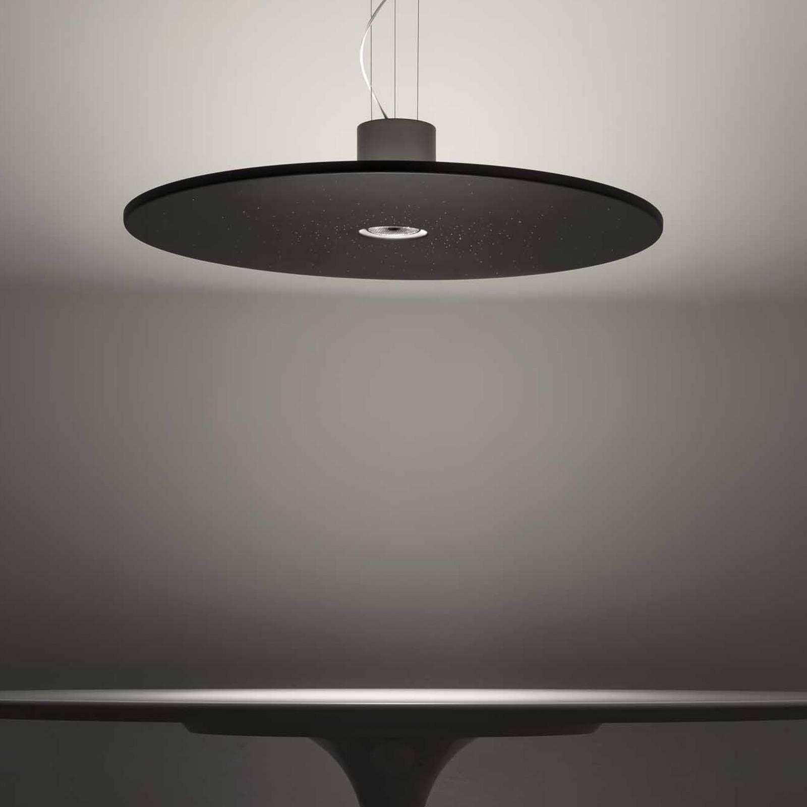 OLEV Andromeda lampa wisząca LED czarna