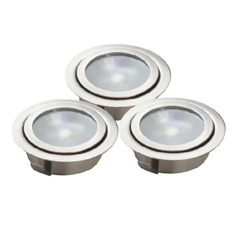3dels LED-markspot LUXA