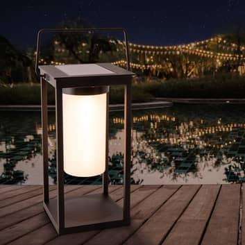 Aurinkokäyttöinen LED-lyhty 3180922