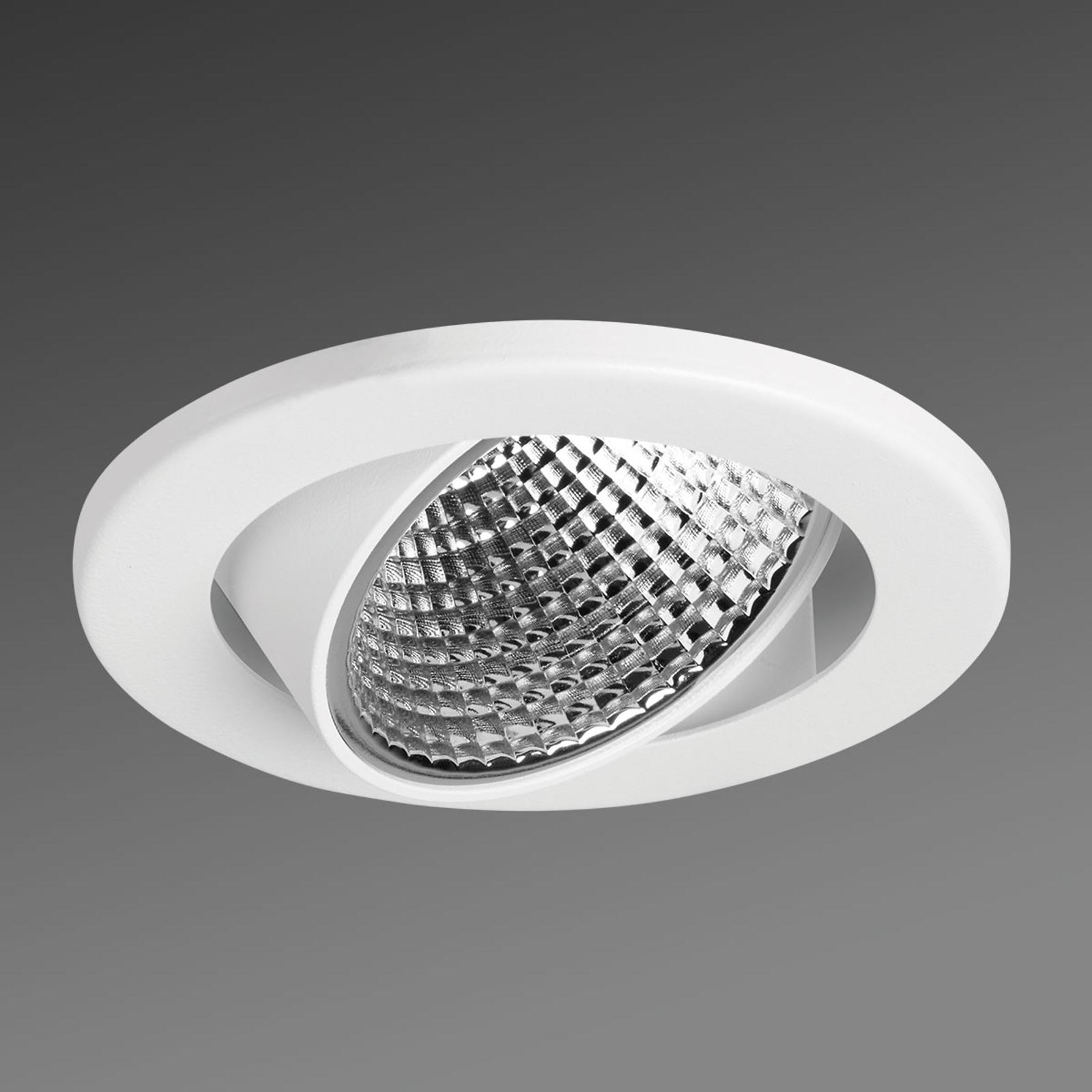 LED-downlight Zipar justerbar 12 W 4000K