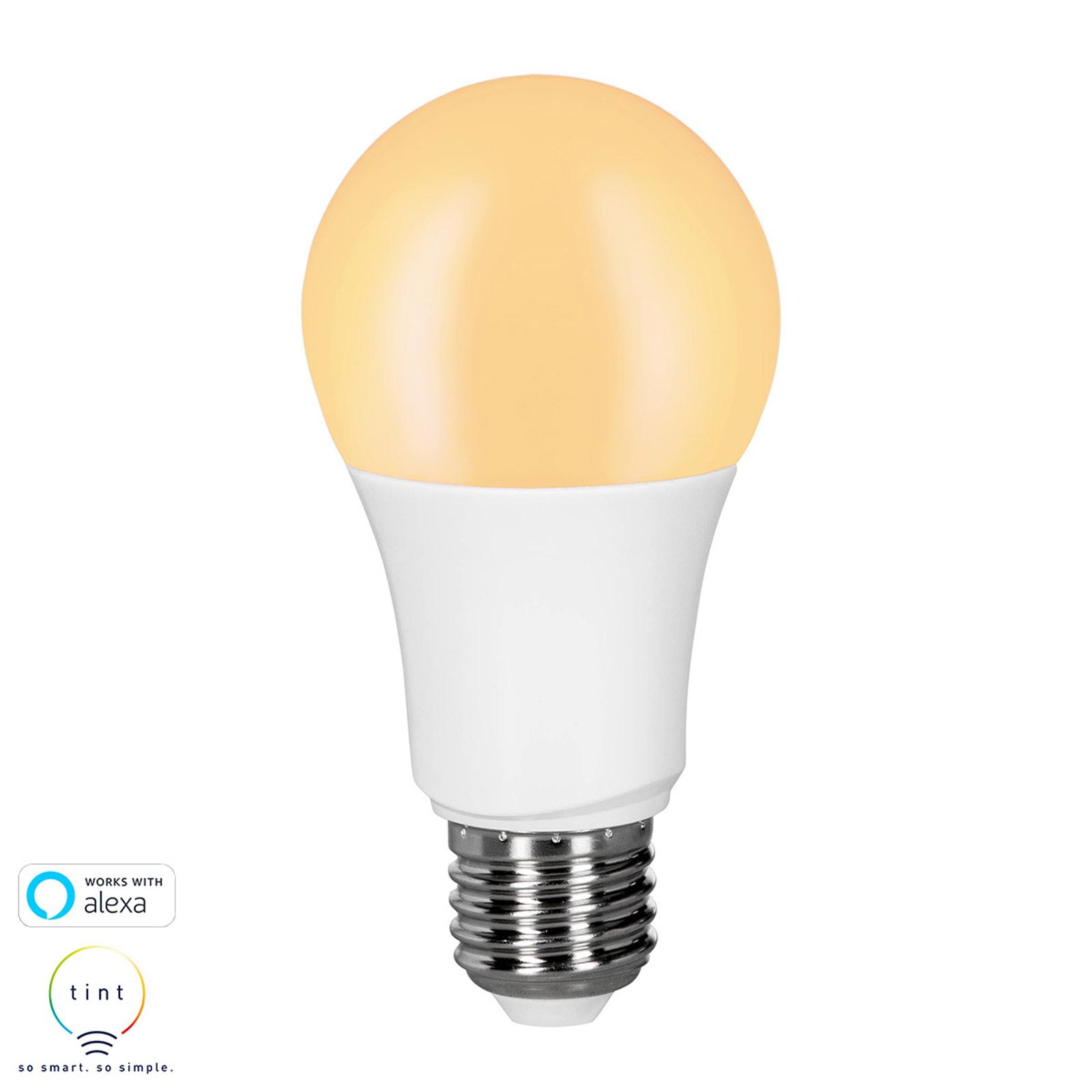 Müller Licht tint dimming LED E27, 9W 2.700K