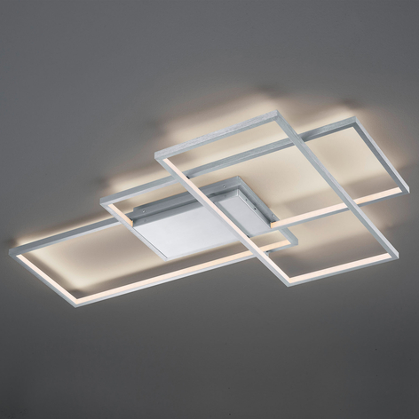 Trio WiZ Thiago LED-Deckenleuchte 114 x 75 cm