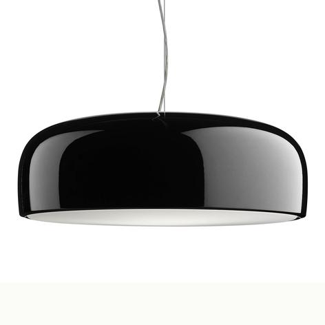 FLOS Smithfield S LED-Hängeleuchte, schwarz