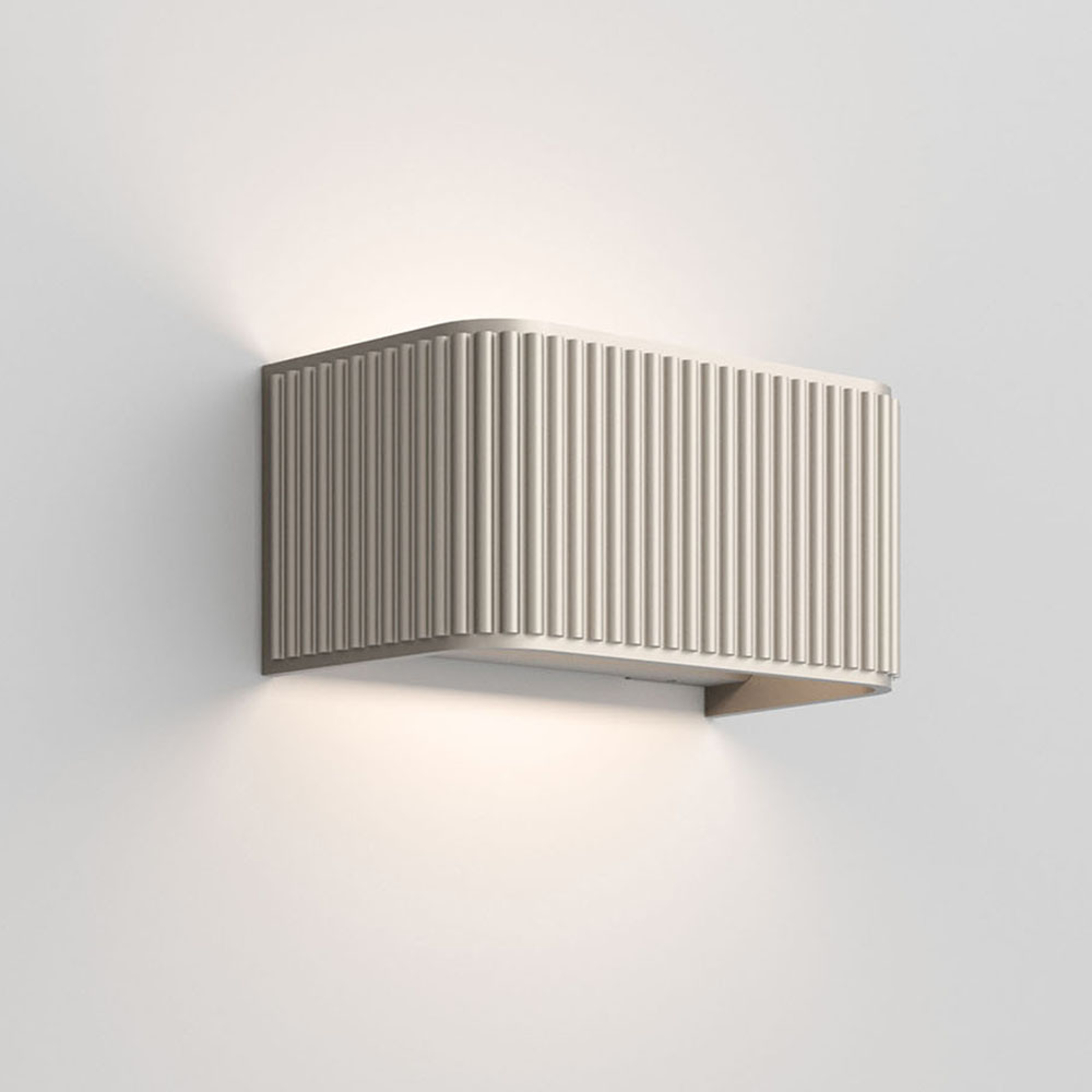 Rotaliana Dresscode W1 LED-seinävalo pronssi 2700K
