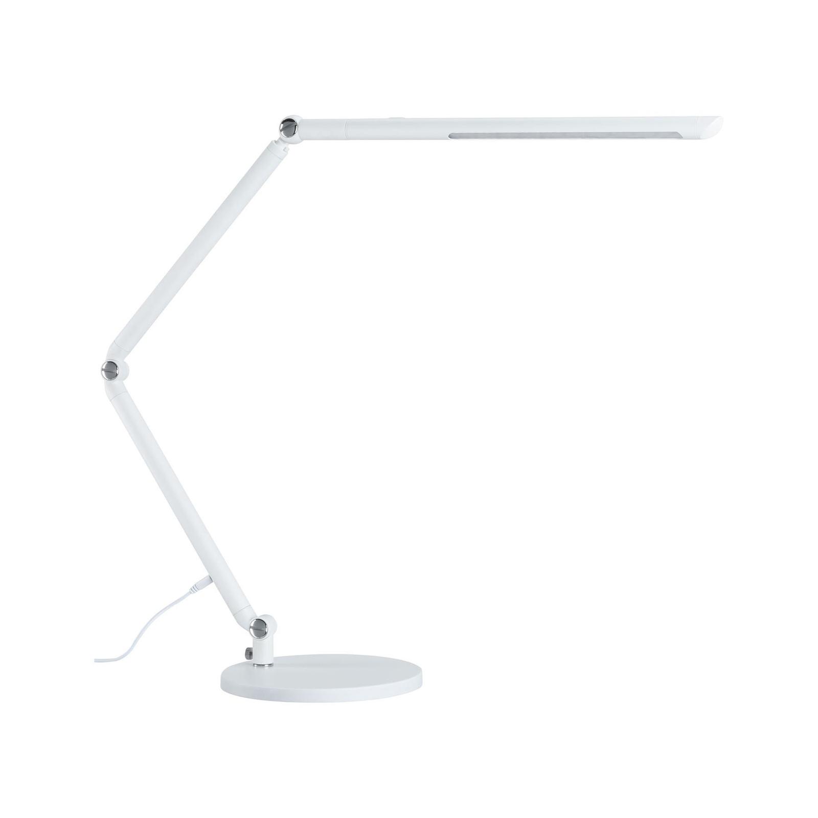 Paulmann FlexBar LED-Schreibtischlampe weiß