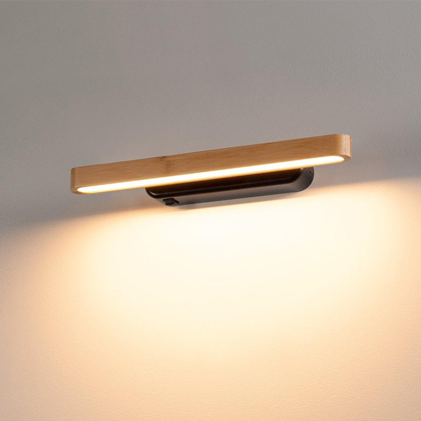 SLV Vincelli D applique LED profondeur 10,4cm