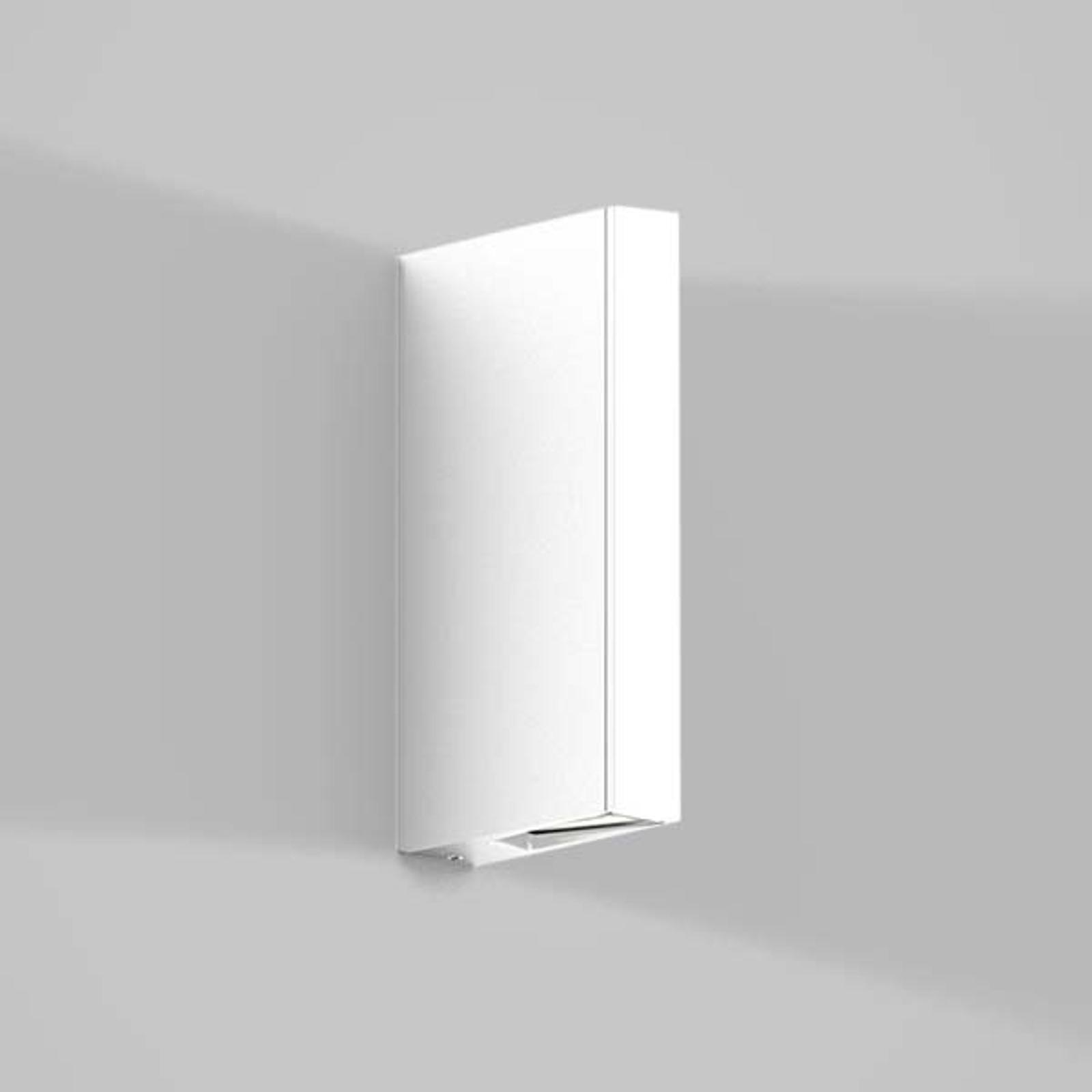 IP44.de Gap Y - LED buitenwandlamp, wit