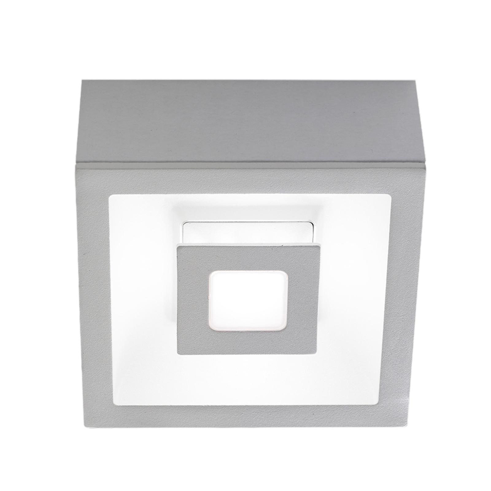Plafonnier LED Eclipse angulaire
