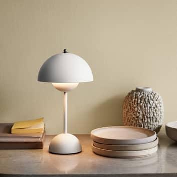 &Tradition Flowerpot VP9 -LED-pöytälamppu, akku