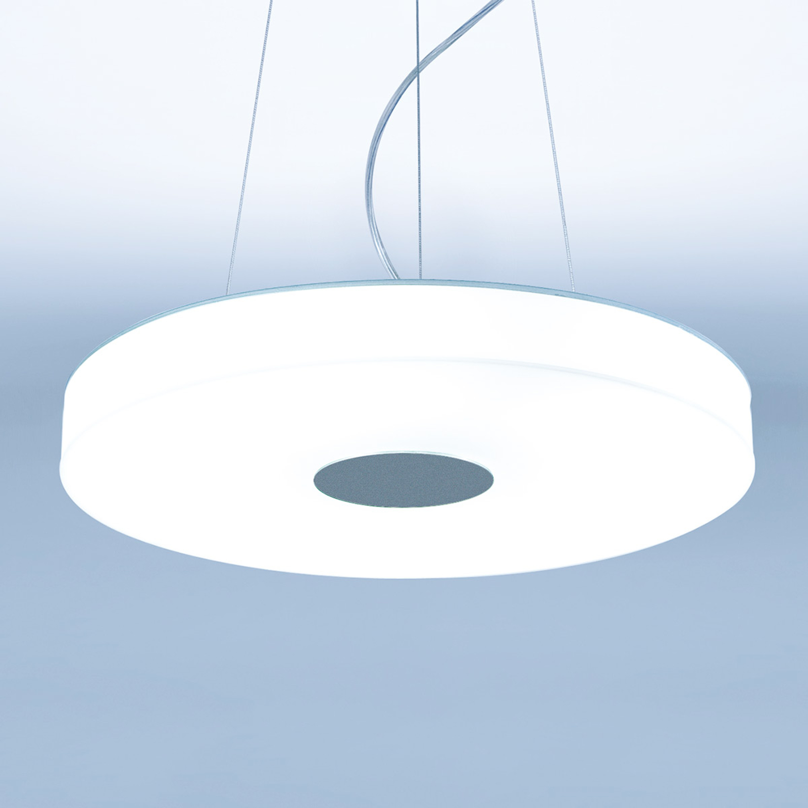 Lampada a sospensione LED Wax-P1 - 40 cm