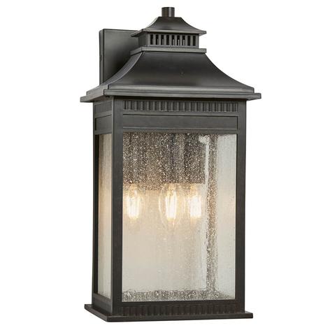 Außenwandlampe Livingston large, 42cm hoch