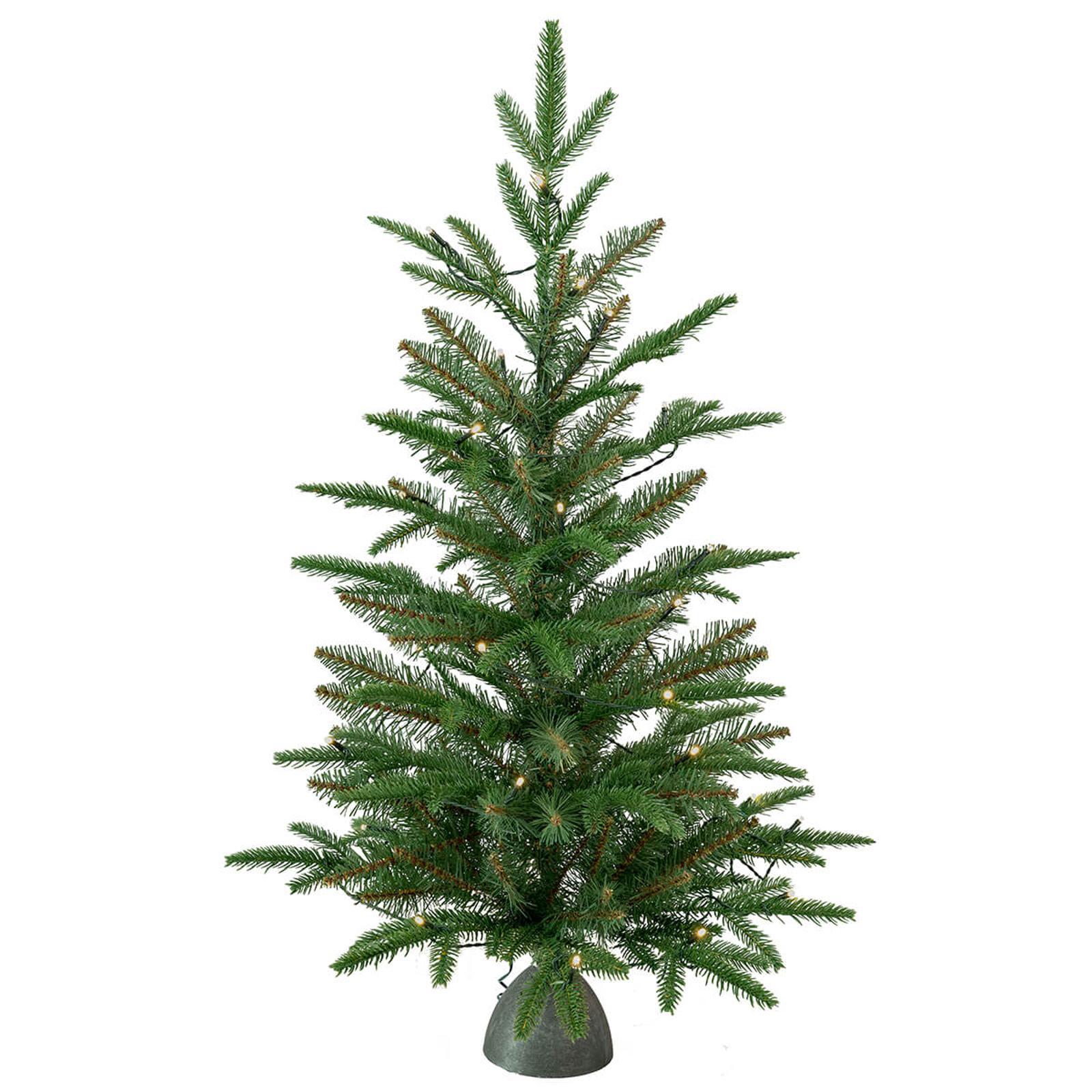 Batteridrevet LED træ Tippy, 90 cm