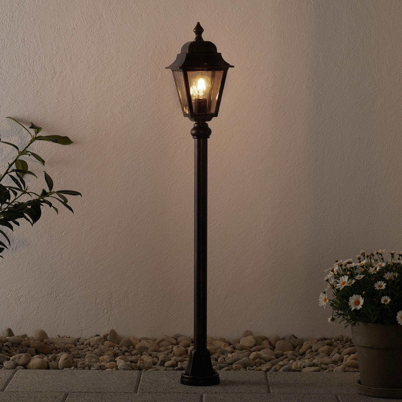 Toulouse - vejlampe i aktik optik
