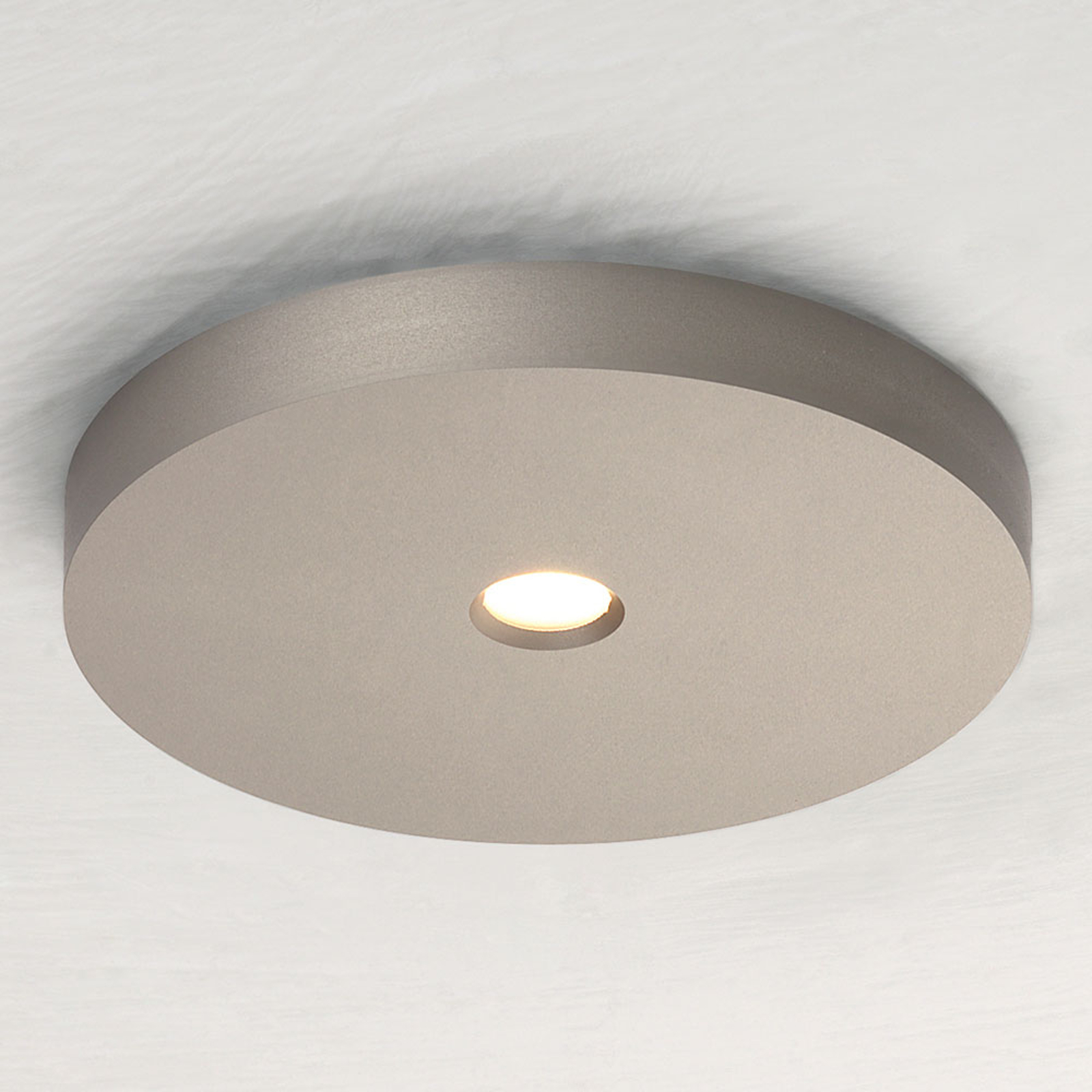 Bopp Close LED-Deckenstrahler taupe