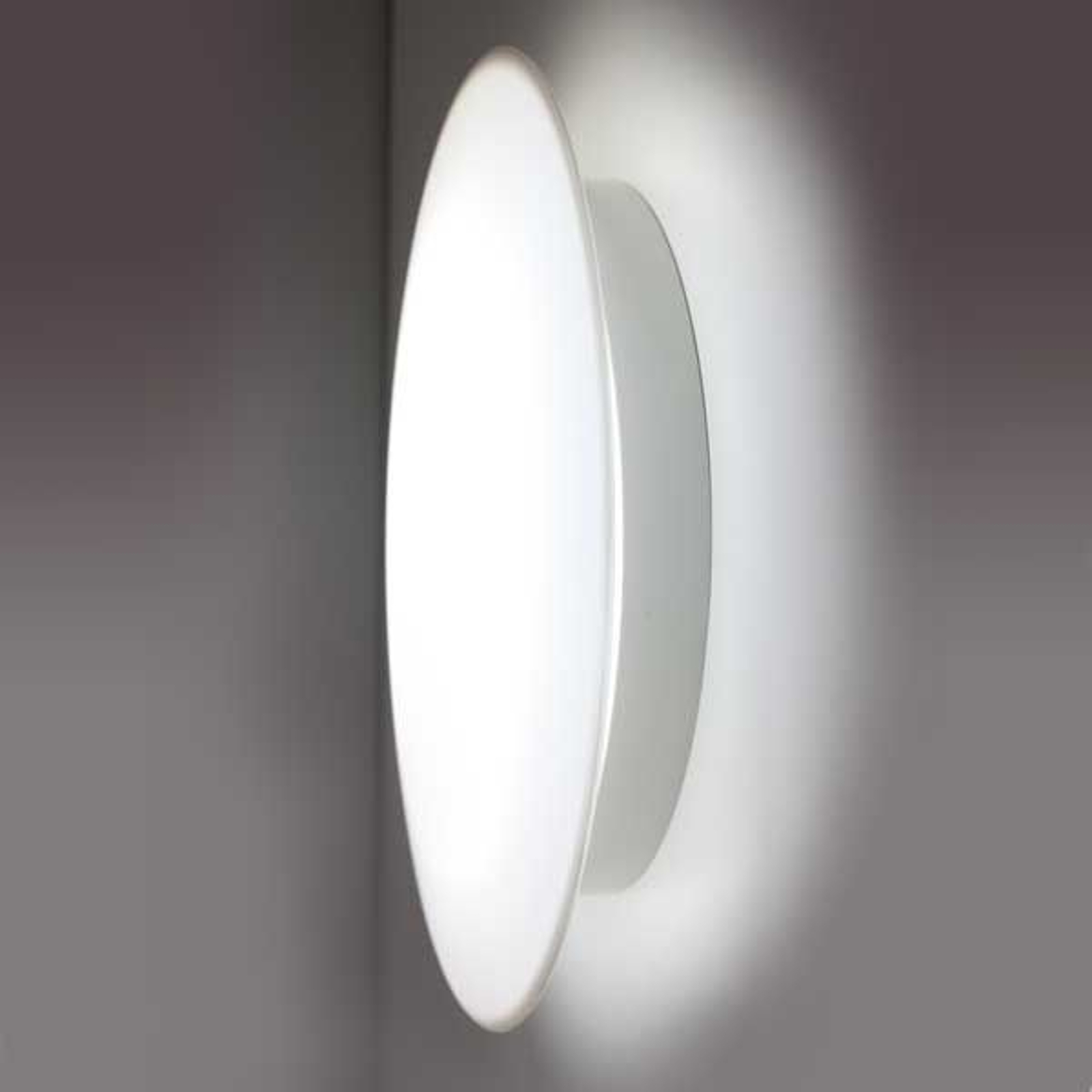 SUN 3 LED-lampa för framtiden vit, 8W 3K