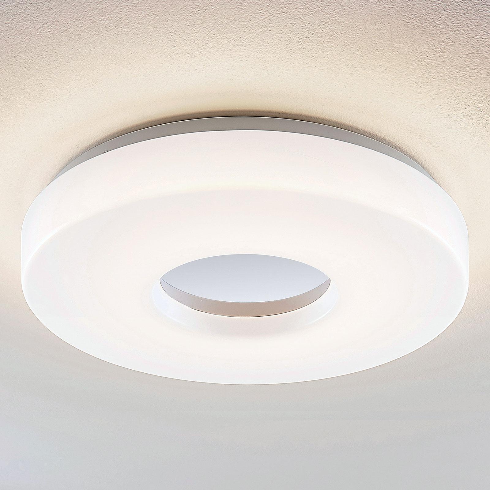 Lindby Florentina LED-taklampe, ring, 41 cm