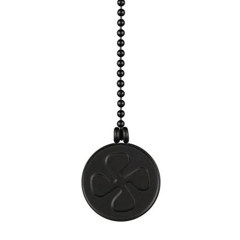 Westinghouse tuuletin-medaljonki kettinki musta
