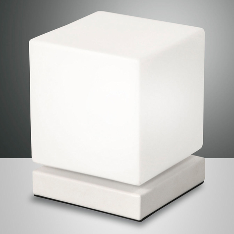 Kosketushimmennin LED-pöytälamppu Brenta